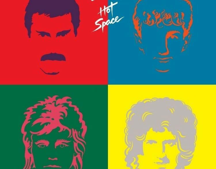 Queen : Hot Space
