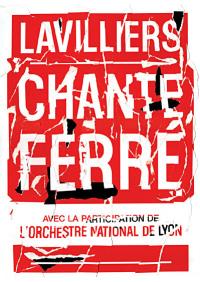 Lavilliers chante Ferré